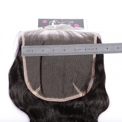 New Arrival Swiss HD Lace Closure 7x7 Lace Closure Body Wave Virgin Hair Free Part Pre pluncked Closure Unprocessed Human Hair